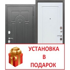 """7,5 GARDA Серебро Классика"" белый ясень"