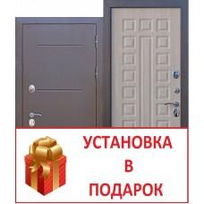 """""""ISOTERMA  медный антик"""" лиственница мокко ТЕРМОРАЗРЫВ"""