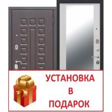 """МОНАРХ ЗЕРКАЛО"" белый ясень"